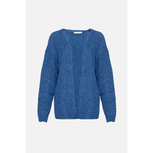 Kala Knit Cardigan Wool - Jeans Blue