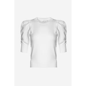 Bellis Knit Top Offwhite