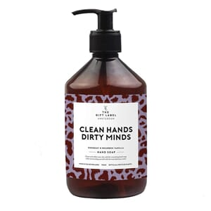 Handsoap - Clean Hands Dirty Mind