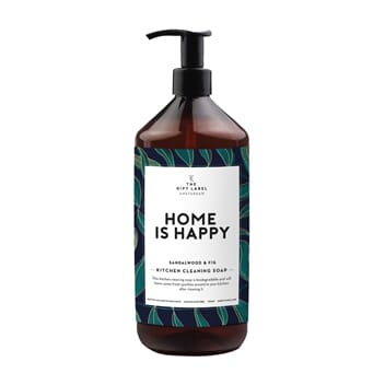 Kitchen Cleaning Soap - Home is Happy