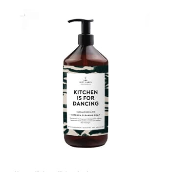 Kitchen Cleaning Soap - Kitchen Is For Dancing