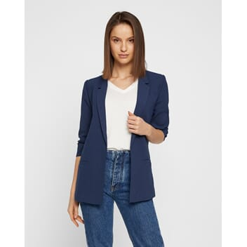 Shirley Blazer Navy