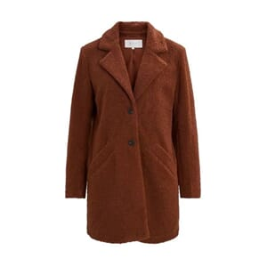 Viliosi Teddy Coat Brown