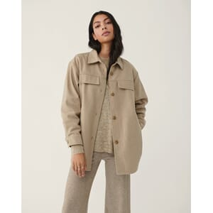 Maude Jacket White Pepper