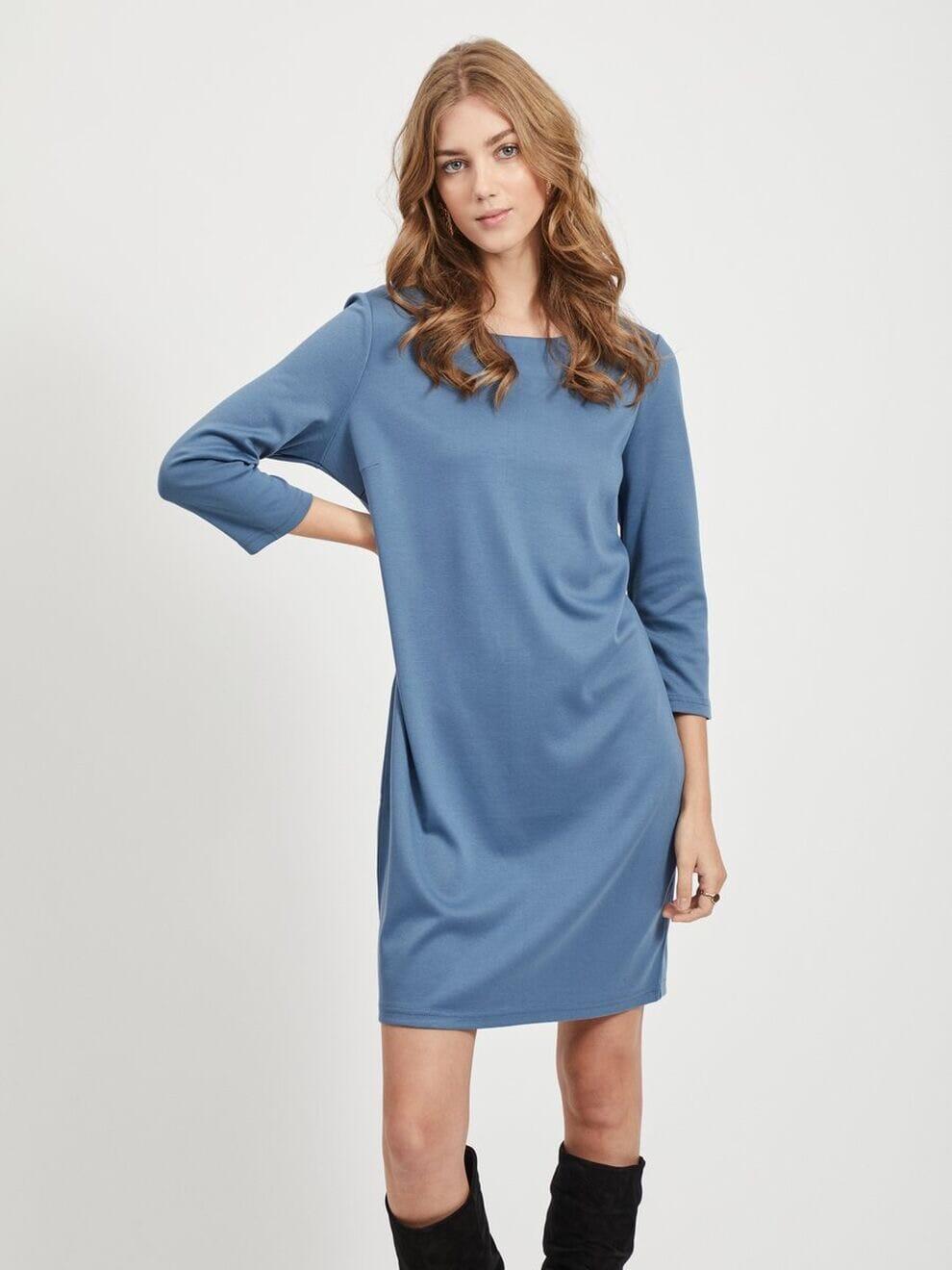 Vitinny kjole China Blue Studio Mote
