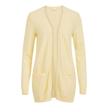 Viril Cardigan Yellow