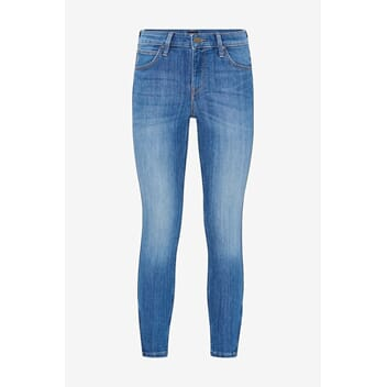 Scarlett Jeans Cropped High Blue