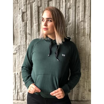 Lee Hoody Bottle Green